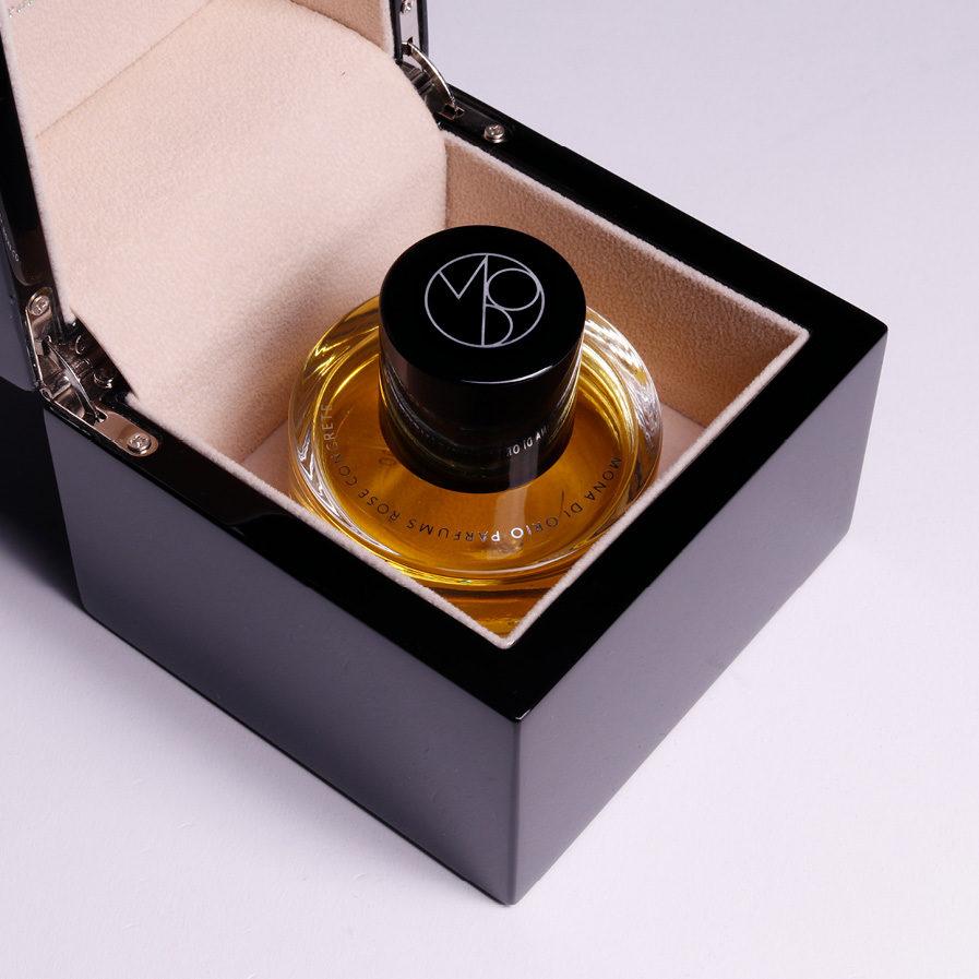 Mona di Orio Rose Concrete 50ml Luxury Box