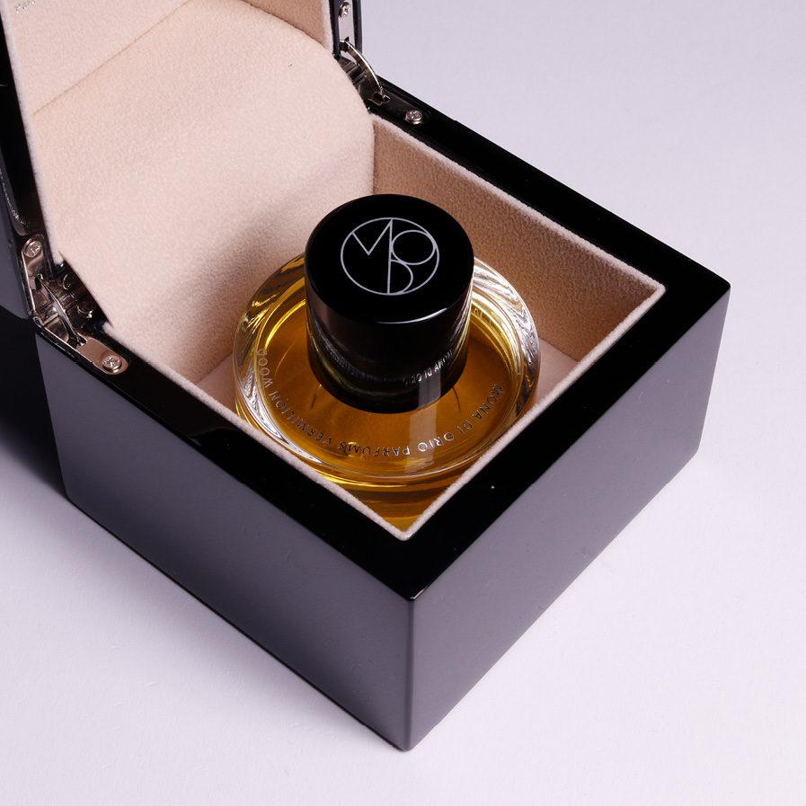 Mona di Orio Vermillion Wood 50ml Luxury Box